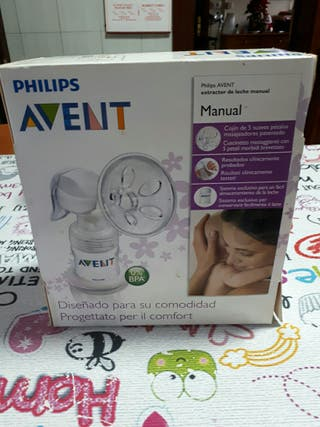 sacaleches avent manual