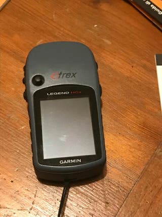 GPS ertex Legend hcx
