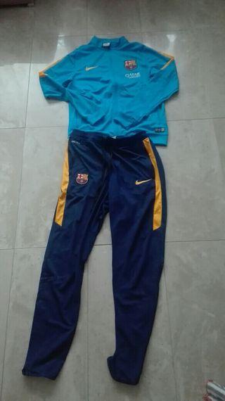 Chandal Nike FC Barcelona de segunda mano en la provincia de ... 41b9e57b0dbed