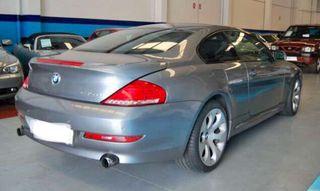 BMW Serie 635D 285cv NACIONAL.