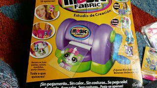 Estudio de creación Magic Fabric