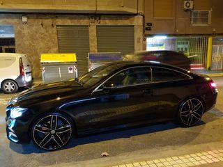 """llantas 22"""" Mercedes con ruedas"""