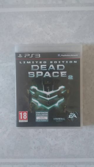 Play station 3 Dead Space 2 Limited Edition
