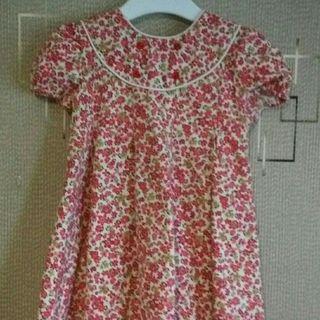 Vestido niña T.18 ms