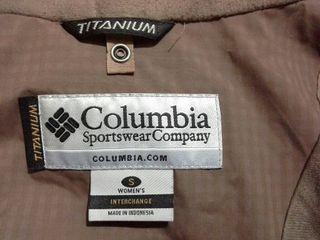 Chaqueta Columbia Titanium S