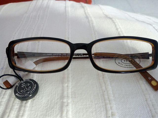 gafas graduadas 1.25