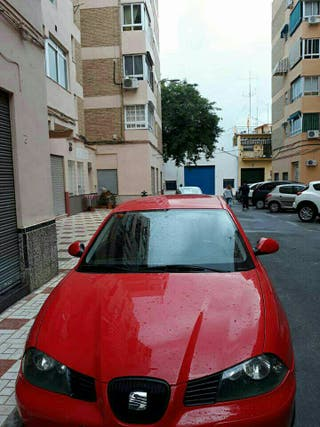vendo seat ibiza diesel 1.9 sports