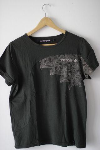 Camiseta zergatik