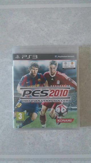 Play station 3 PES 2010