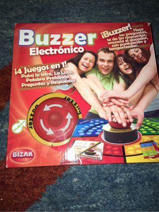 Buzzer electrónico
