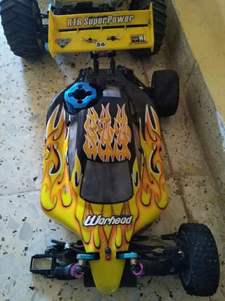 rc hsp buggy