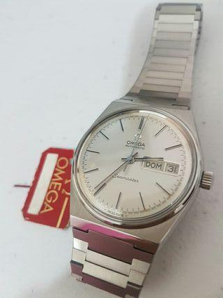 reloj omega seamaster automatico vintage