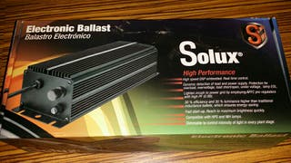balastro electronico 400w