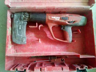 pistola de cartuchos