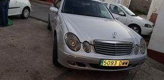 Mercedes-benz Clase E 2005