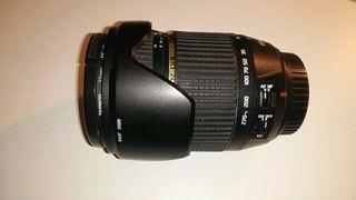 Objetivo Tamron 18-270 para Canon