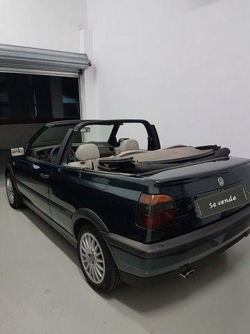 golf mk3 cabrio 2.0gti