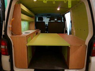 furgoneta camper vwt5