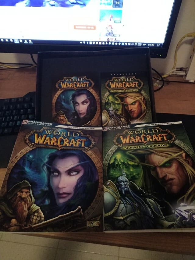 Juego World of Warcraft