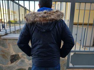 Abrigo plumas Abercrombie&Fitch talla L