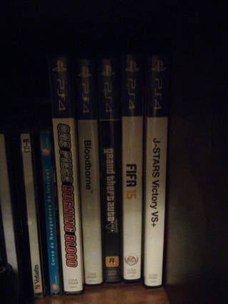 Consola PlayStation +Juegos +2 Mandos