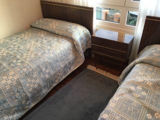 2 camas de 1,05