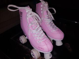 kfr patines rosas talla 37