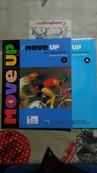 Libro Inglés Move Up Pre-Intermediate