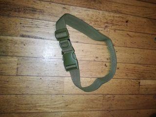 cinturon táctico ajustable