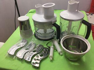 Picador multifuncion robot de cocina de segunda mano por for Robot de cocina multifuncion