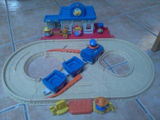 juguete a pilas fisher-price