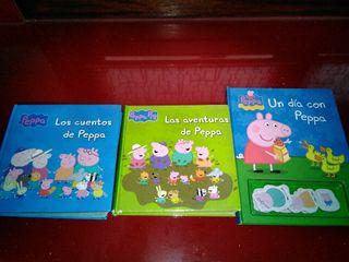 Libros infantiles de Peppa Pig