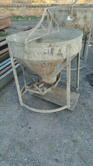 Cubas para cemento
