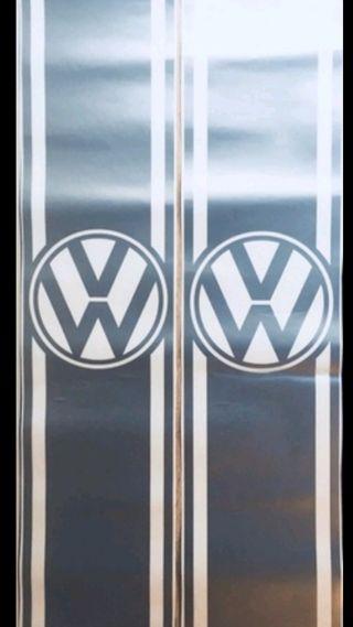 Vinilo adhesivo Volkswagen PLATA