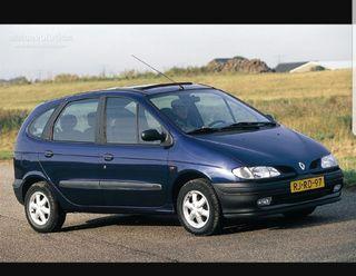 Renault Scenic 1999 despiezes