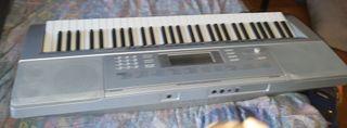 Piano digital casio ctk-4000 con usb