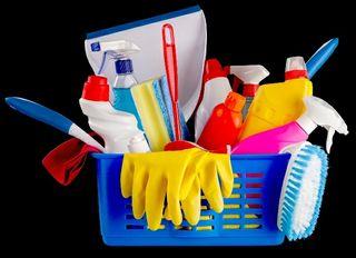 Me ofrezco para limpiar