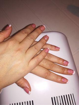Belleza manos y pies