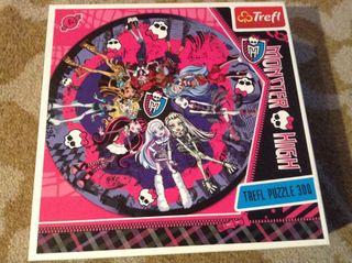 Puzzle Monster High 300 piezas