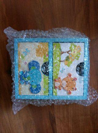 conjunto puzzles bebé, ver fotos