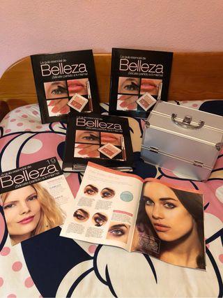 Guía Belleza + Maletin maquillaje