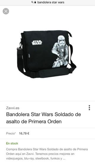 Bandolera Star Wars