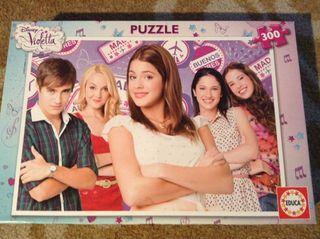 Puzzle Violeta 300 piezas