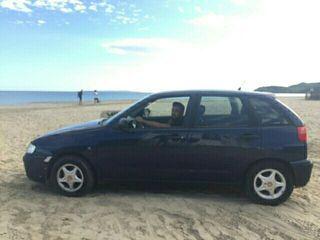 SEAT Ibiza 2002 sin itv...pasa sin problemas...