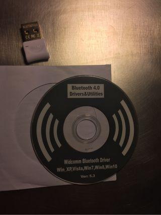 Bluetooth 4.0 Dongle para PC