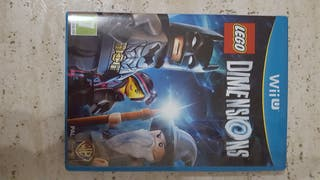 Juego WII U LEGO DIMENSIONS