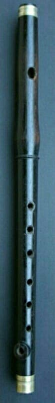 flauta travesera Alemana de la II guerra mundial