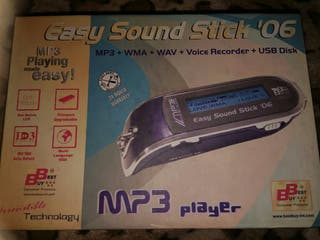 MP3 de 1GB Player Easy Sound Stick '06 de Best Buy
