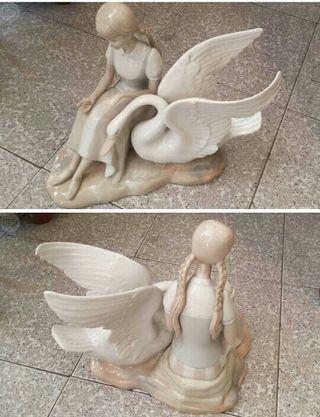 figura porcelana