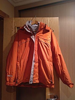 chaqueta monte nieve
